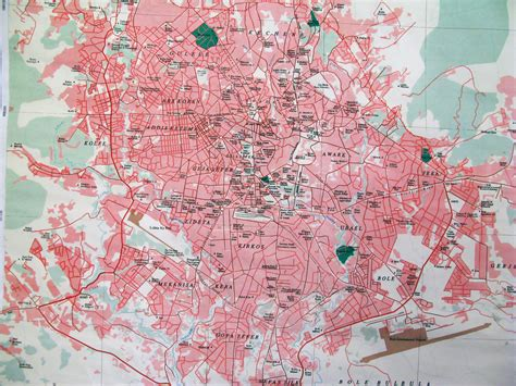 map of addis ababa city roads map of addis ababa city addis ababa city roads map