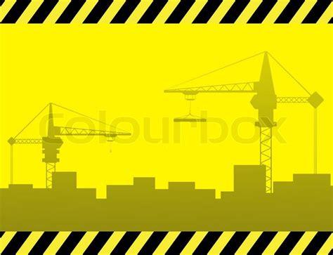 Free Modern House Plans urban construction background vector colourbox