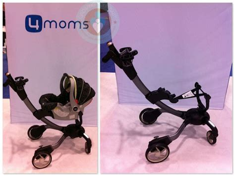 Origami 4moms Review - origami stroller with infant seat growing your baby