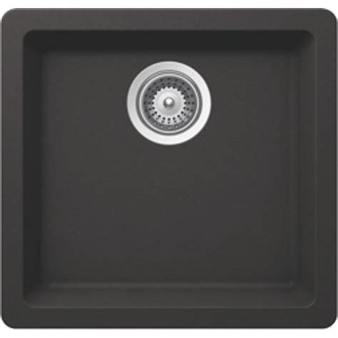black pearl sinks b306 virtuo granite pearl black single bowl undermount