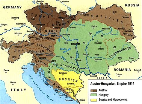 austro hungarian empire map the austro hungarian monarchy 171 the orange files