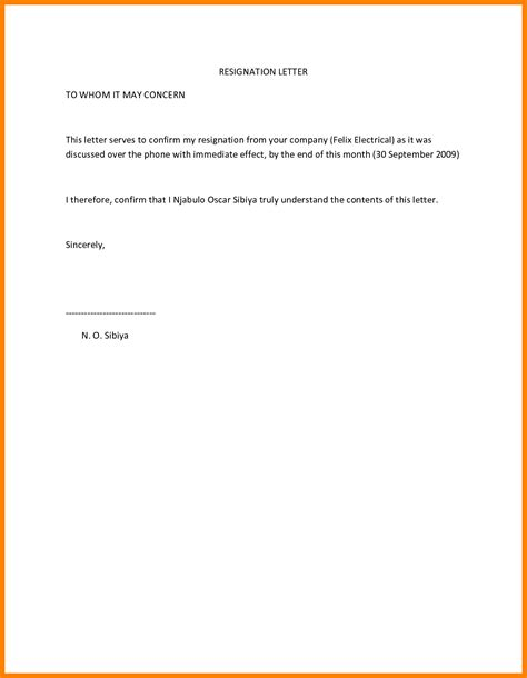 resignation letters no notice resignation letter no notice asli aetherair co