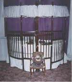 Unique And Practical Double Cribs For Twins Baby Trilogy Corner Crib