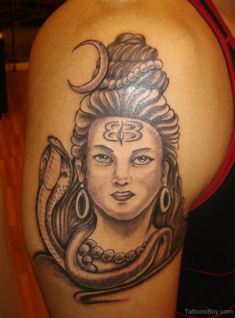 shiva tattoo shiv tattoos designs pictures