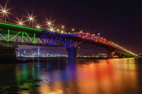 Auckland Search Vector And Auckland Council To Light Auckland Harbour Bridge Ourauckland