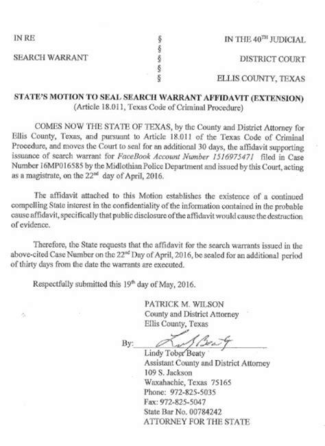 Dallas Warrants Search Tx Bevers Dallas 18 Apr 2016 Media