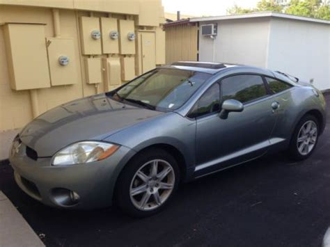 sell used 2007 mitsubishi eclipse special edition manual transmission in palm harbor florida