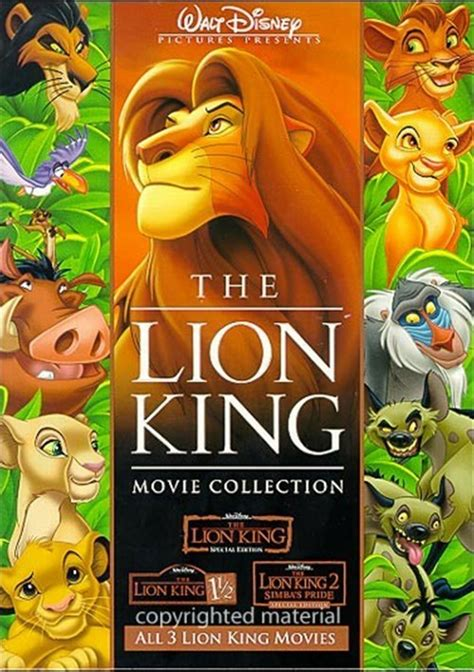 lion film collections the gallery for gt ice age the meltdown widescreen