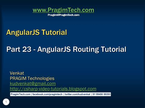 tutorial bootstrap angularjs sql server net and c video tutorial angularjs routing