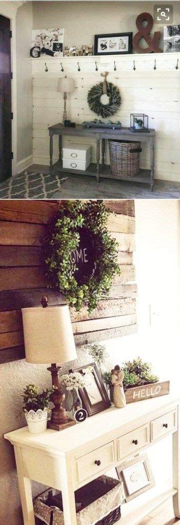 small entryways  small foyer decor ideas  tiny