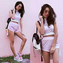 Alana Shirt In Pink Plaid alana ruas chicnova plaid shirt romwe polka dots t