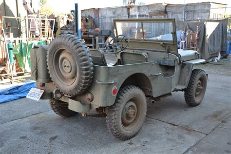 1942 Willys Jeep For Sale 1942 Willys Jeep For Sale