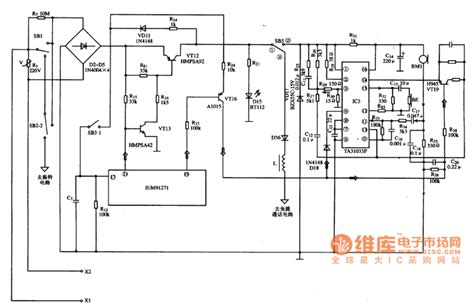 integrated circuit basics ta31033p call integrated circuit diagram basic circuit circuit diagram seekic
