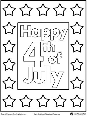 4th of july coloring pages preschool 4th of july heart flag coloring page myteachingstation com