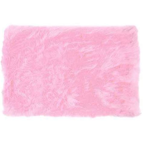 light pink rug flokati light pink rug 39 quot x 58 quot