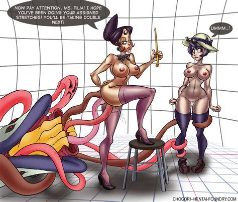 Filia From Skullgirls Hentai Online Porn Manga And Doujinshi