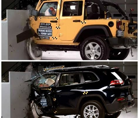 Jeep Rubicon Crash Test Ratings Jeep Wrangler Unlimited Crash Test Rating Autos Post
