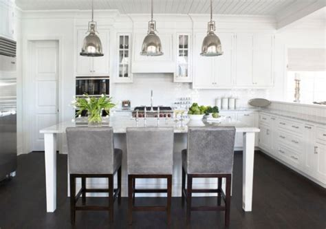 benson pendant lights bring an antique touch to this