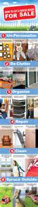 How to get a house ready for sale infographic real estate blog