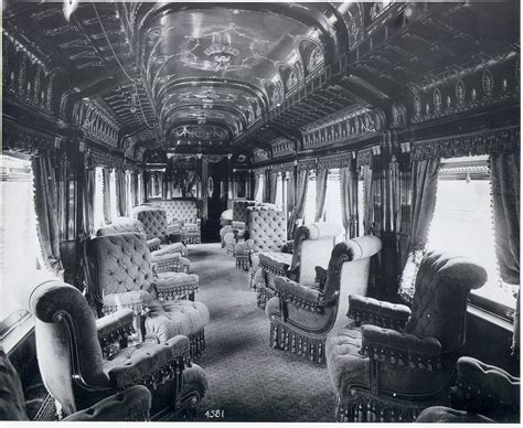 the president travels by politics and pullmans books interior pullman dining car