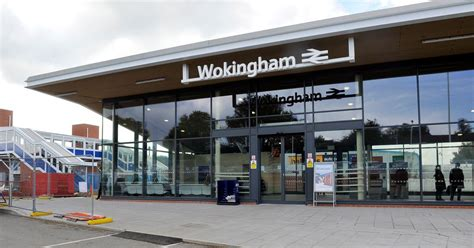 houses to buy in wokingham wokingham council to create more parking spaces during station car park closure get