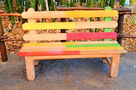 popsicle stick bench mr kate 2012 july