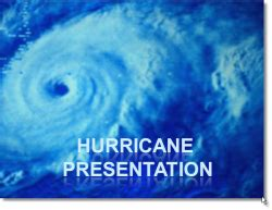 Hurricane Powerpoint Template Free Storm Powerpoint Templates
