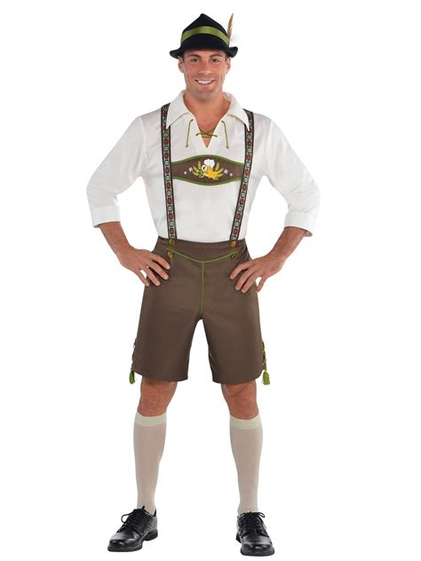 Charming Boy Christmas Outfit #4: Adult-scarecrow-costume1-840288-55.jpg