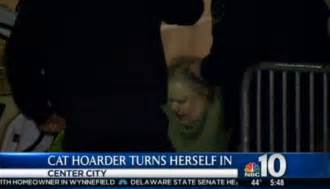 Turned Herself In cat surrenders to ny daily news