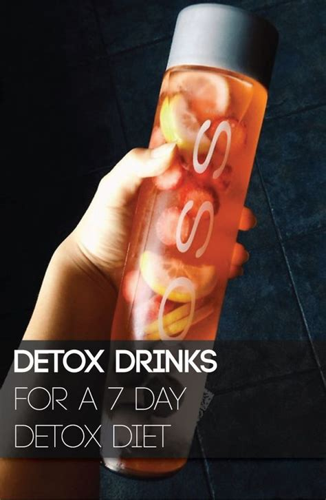 Stay Clean Detox Drink by Stay Motivated Everyday Food Vintage
