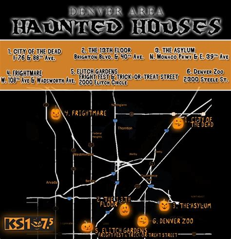 rules of celebrity hunted 2017 denver haunted houses and halloween happenings 2017 ks107 5