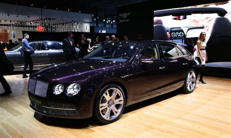 bentley flying spur 2014 2014 bentley flying spur preview york auto