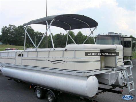 2005 forest river odyssey - Forest River Odyssey Pontoon Boats