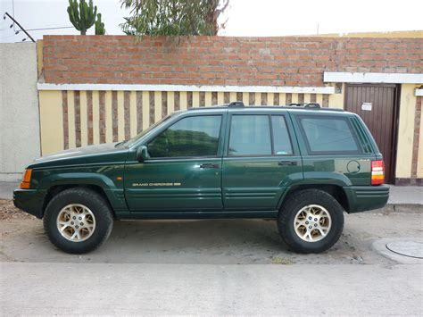 Jeep Grand 1997 1997 Jeep Grand Information And Photos Momentcar