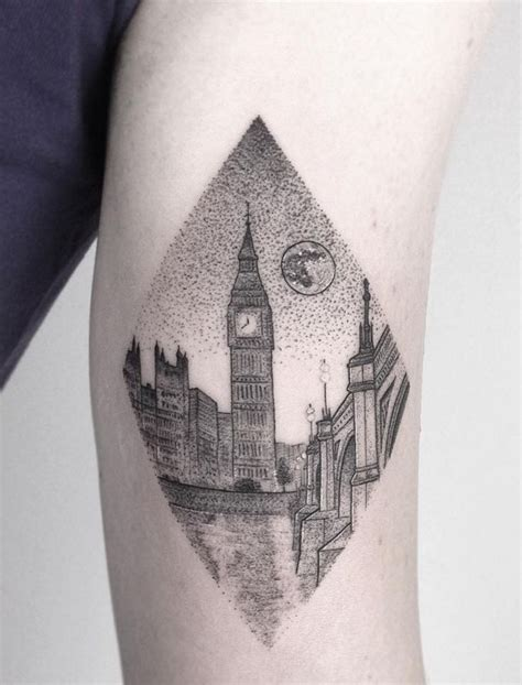 london tattoos best 25 ideas on skyline