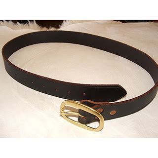 leather belts the australian made caign