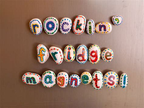 Handmade Fridge Magnets Ideas - awesome diy crafts for