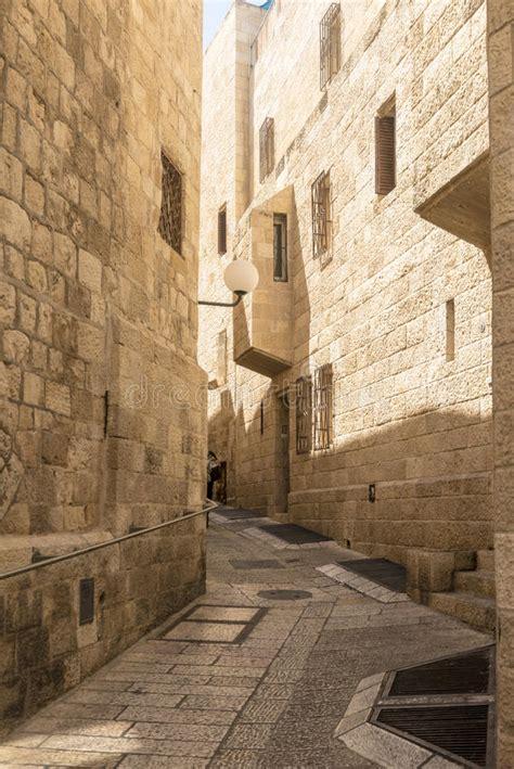 imagenes de casas judias las calles y las casas viejas de la ciudad antigua de