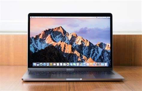 macbook pro apple macbook pro 13 inch 2017 review serious speed