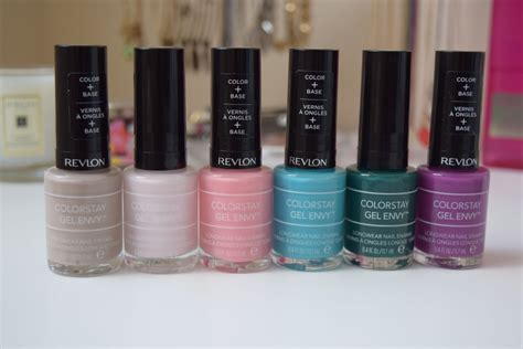 revlon nail colors revlon colorstay nail color chart nail ftempo
