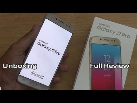 samsung galaxy  pro unboxing full review hindi youtube