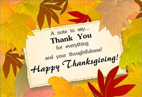 Thanksgiving Thank You Cards e cards best thank you thanksgiving e cards
