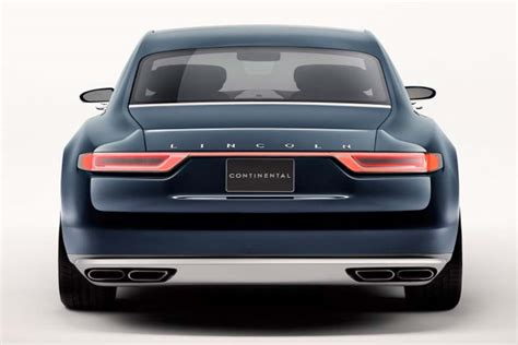 lincoln continental price   car reviews