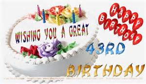 43rd birthday wallpapers and wishes beautiful birthday cake images download 13 on beautiful birthday cake images download
