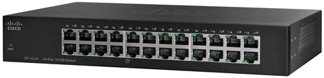 cisco sf110 24 switch 24 port fast ethernet bei