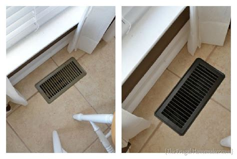 Kitchen Vent Cover Update Your Vent Covers With Spray Paint