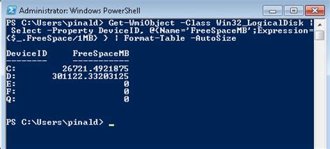format hard drive powershell sql server powershell get a list of fixed hard drive