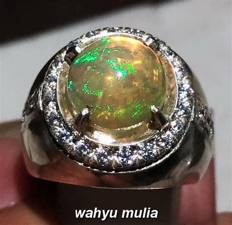 Harga Batu Kalimaya Pelangi batu cincin kalimaya jarong asli kode 931