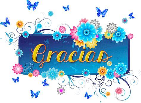 imagenes flores gracias para compartir gifs de gracias