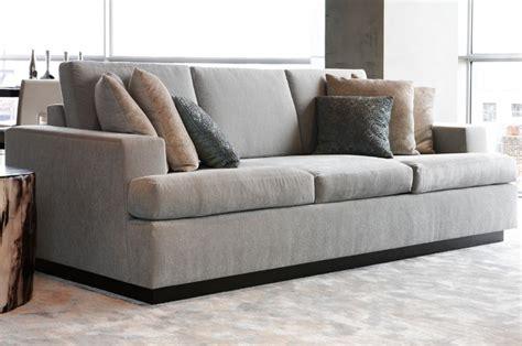 New Sofas Design by Custom Designer Sofa Modern Sofas New York By